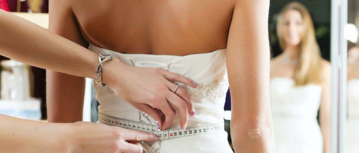 Menyasszonyi ruha átalakítás- Mit vegyél figyelembe a menyasszonyi ruhád átalakítása előtt és közben.